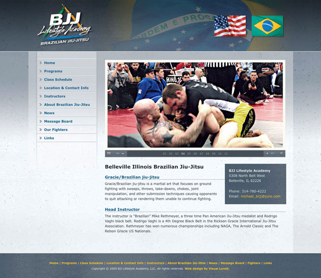 bjjmike-websitedesign