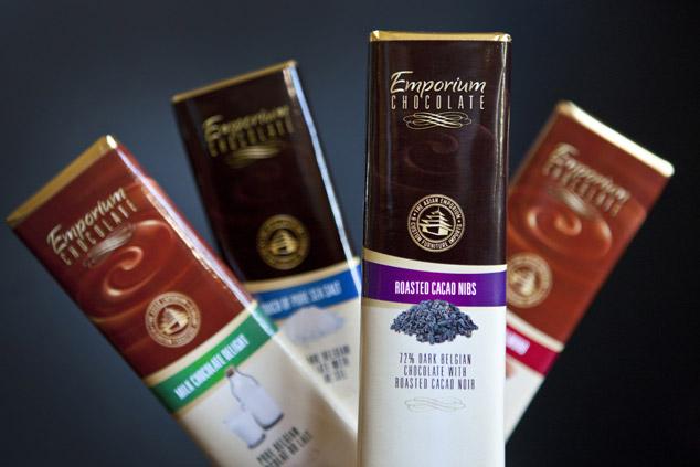 Chosen Chocolate Bar Packaging Design - Visual Lure