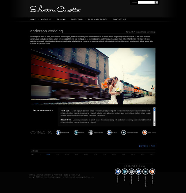st louis web design photography/photographer