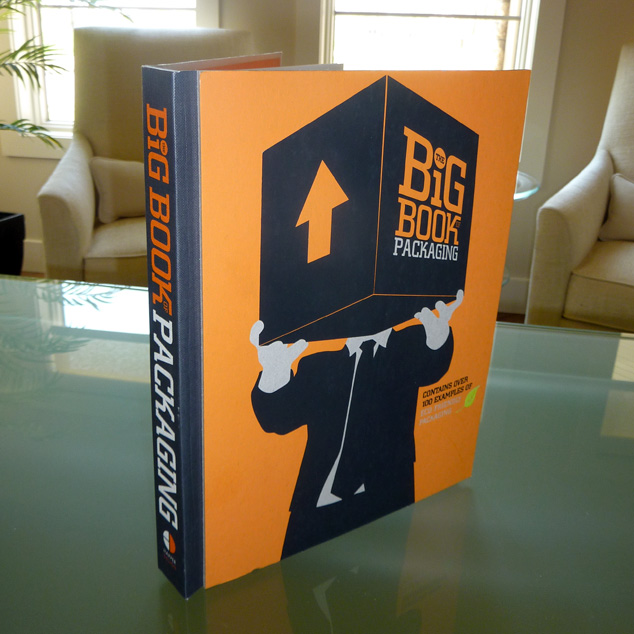 Big Book of Packaging - packaging design book