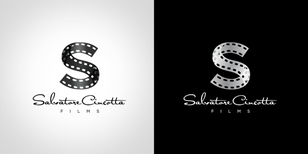 Salvatore Cincotta Films Logo design in Logo Lounge 7
