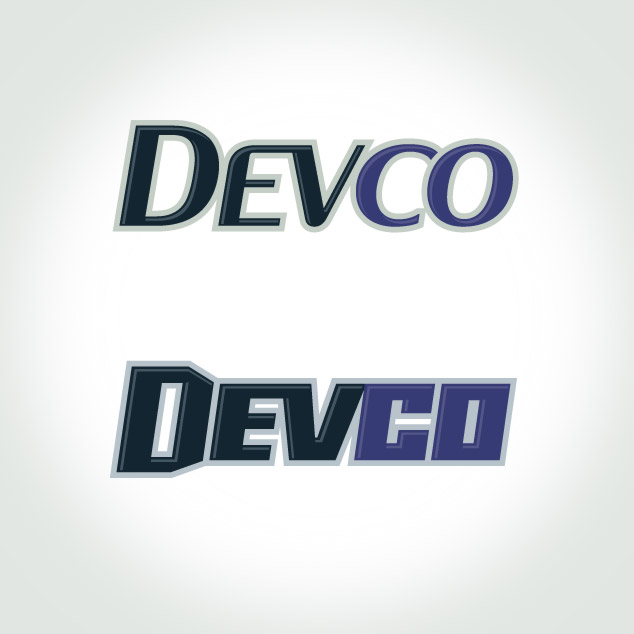 St. Louis logo design for Devco