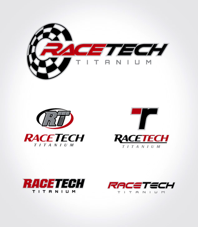 St. Louis logo design for RaceTech Titanium