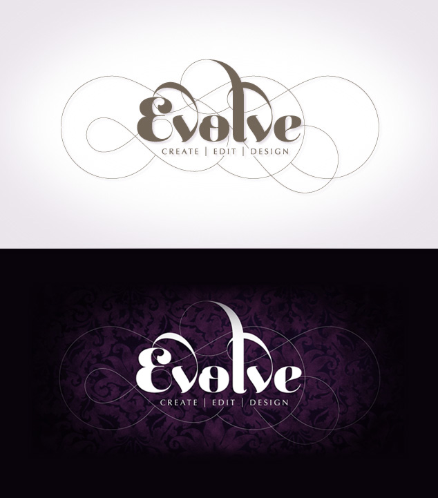 St Louis logo design for photo editing company