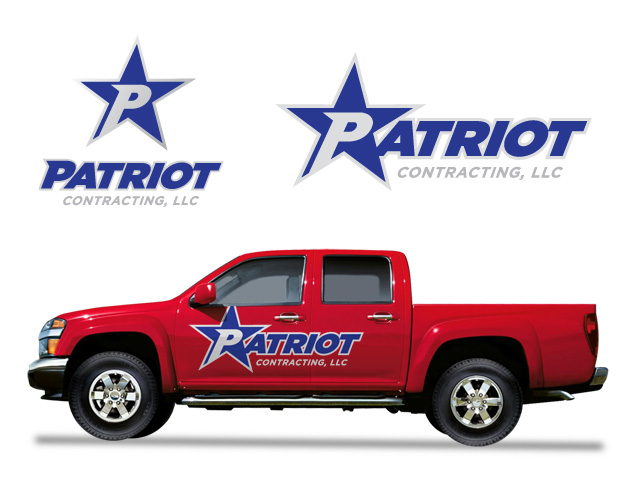 Final Patriot st louis logo design