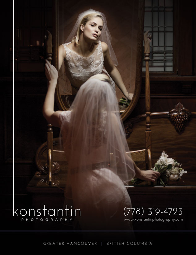 Konstantin Photography print ad design