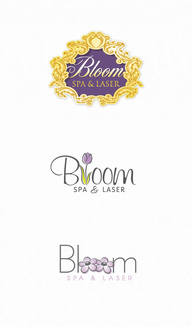 logo design Dallas Fort Worth spa