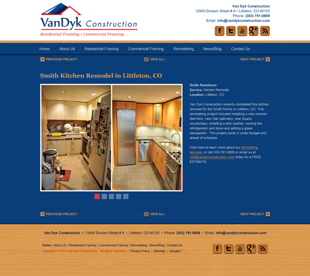 Non Profit Website Design St Louis