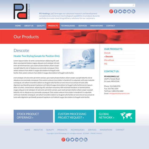 St-louis-web-design-PDHoldings2