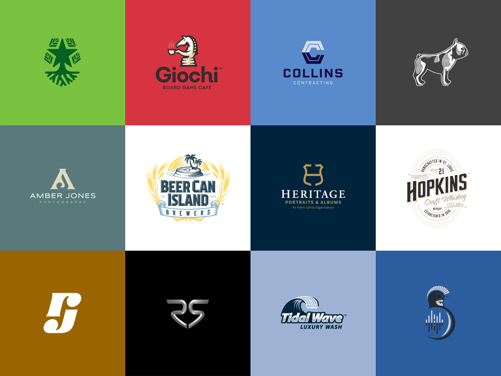Logo Design Portfolio Archives
