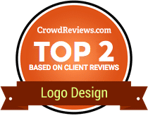 Logo Design ranking badge