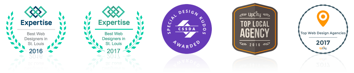 Design awards won by Visual Lure
