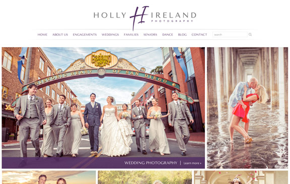 hollyireland-website-redesign