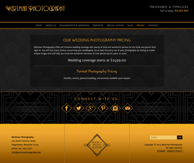 wertman web design