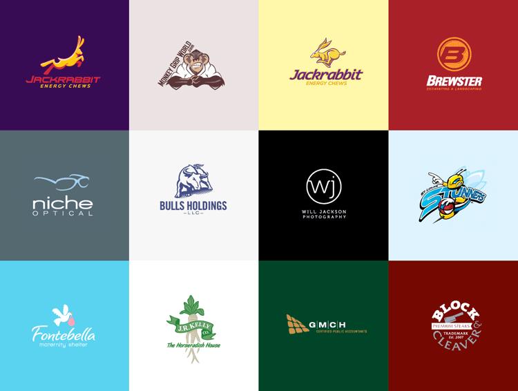 logo design portfolio