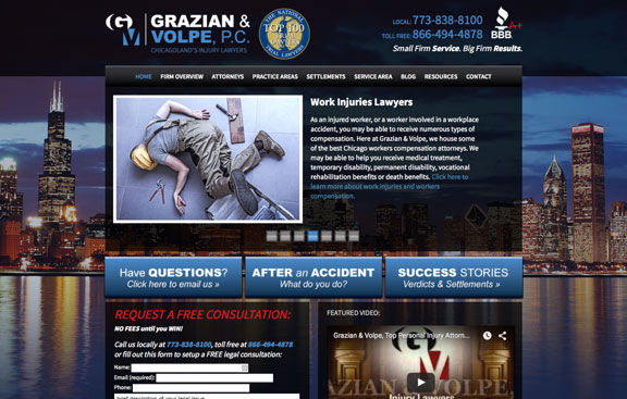 grazian-website-thumb