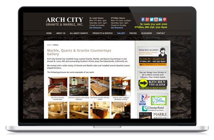 ArchCity2-web-design