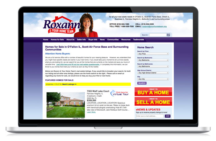 roxann2-web-design