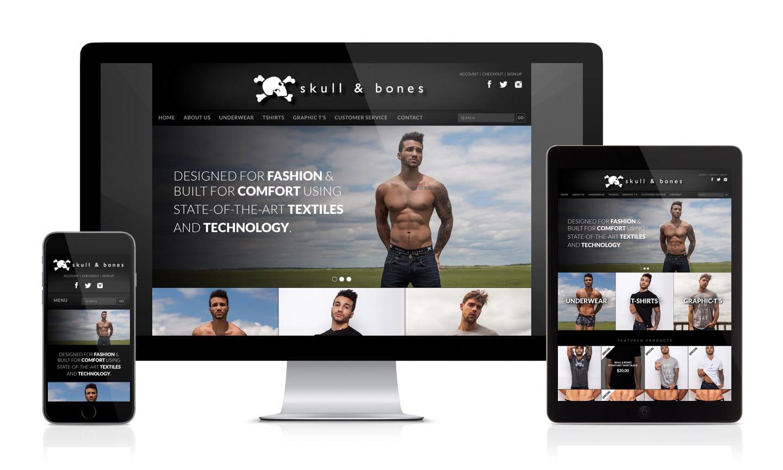 Skull & Bones Website