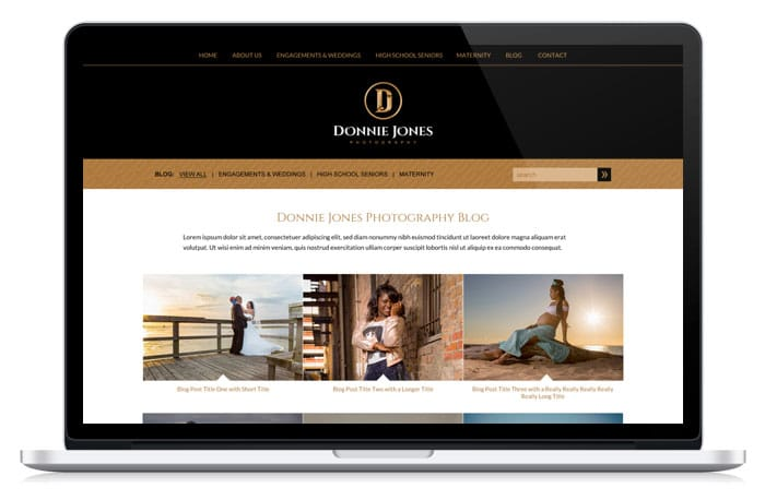 donniej2-web-design