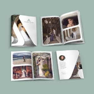 Amber Jones Photography Brochure