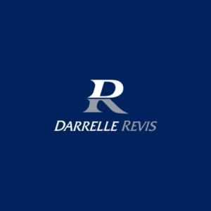 Darrelle Revis logo design