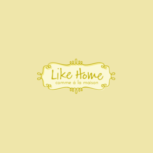 Like Home logo design option