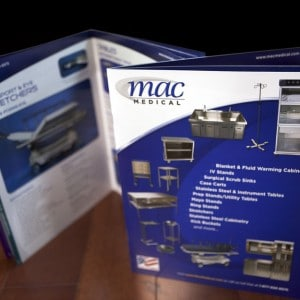 Catalog for a St. Louis Metro-East medical manufacturer
