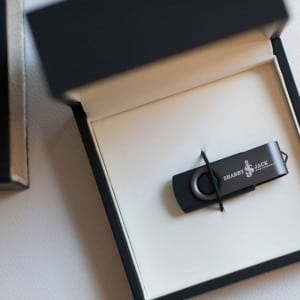 Flash drive for Shabby Jack Photography