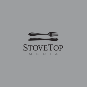StoveTop Media logo design