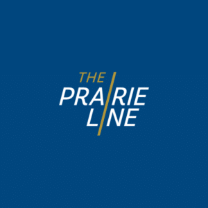 The Prairie Line Logo design option