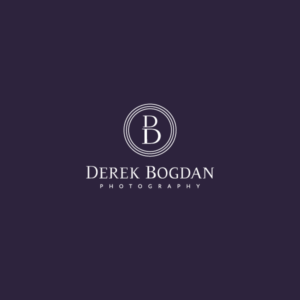 Derek Bogdan Photography logo design