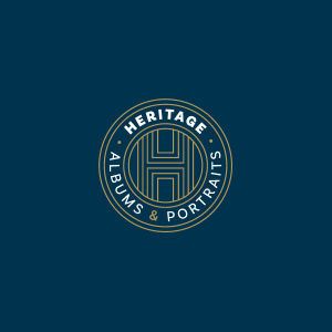Heritage logo design option