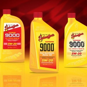 Exploratory label and bottle designs for a motor oil manufacturer