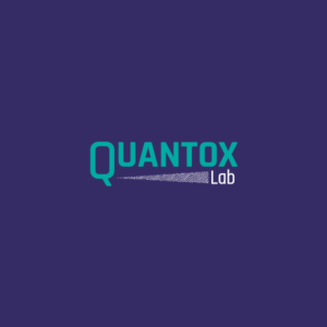 Quantox Lab logo design option
