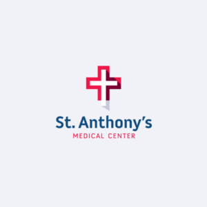 St. Anthony's Medical Center logo option