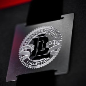 Black Label packaging for a St. Louis photographer