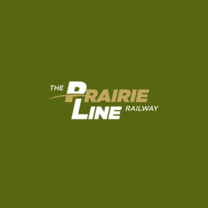 The Prairie Line final Logo design
