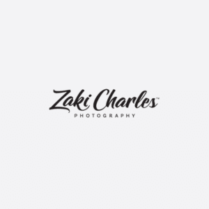 Zaki Charles Photography logo design option