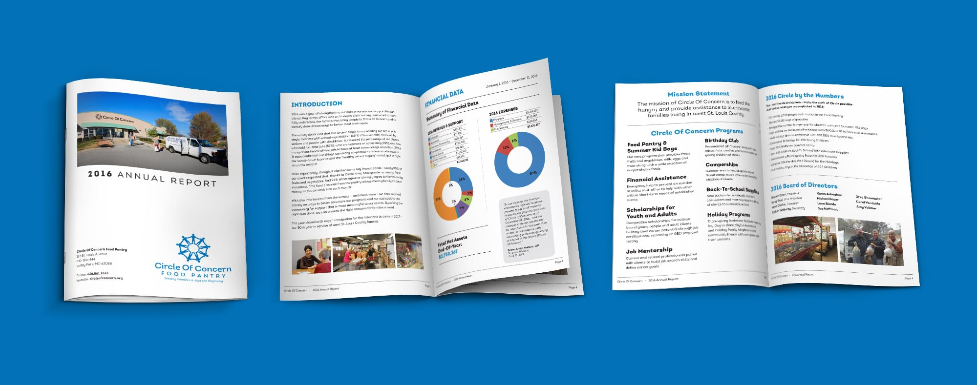 COC 2016 Annual Report