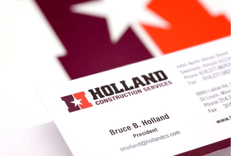 Holland Identity design 2