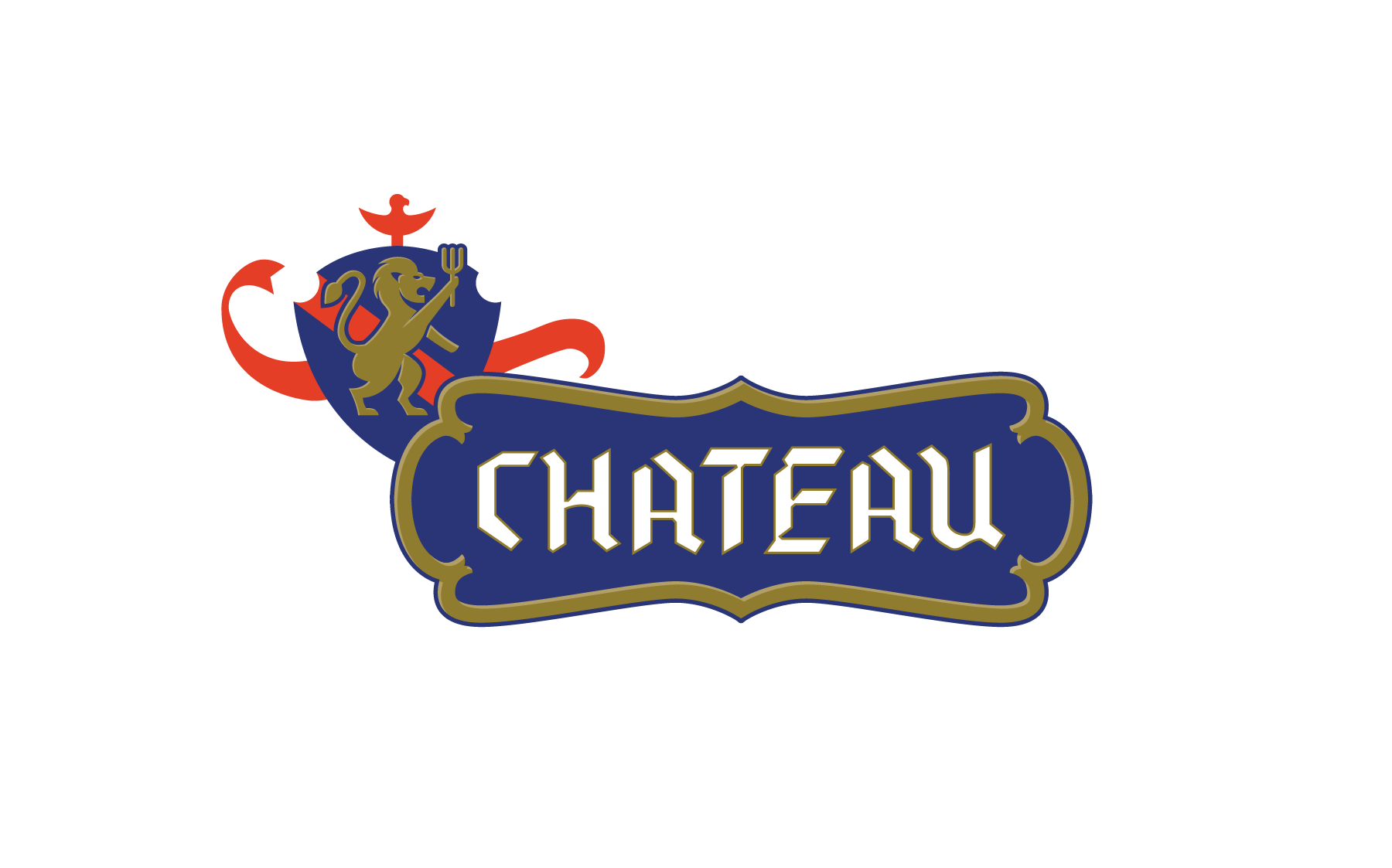 Chateau Food Products logo design