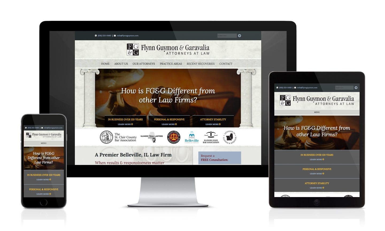 Flynn Guymon & Garavalia Website