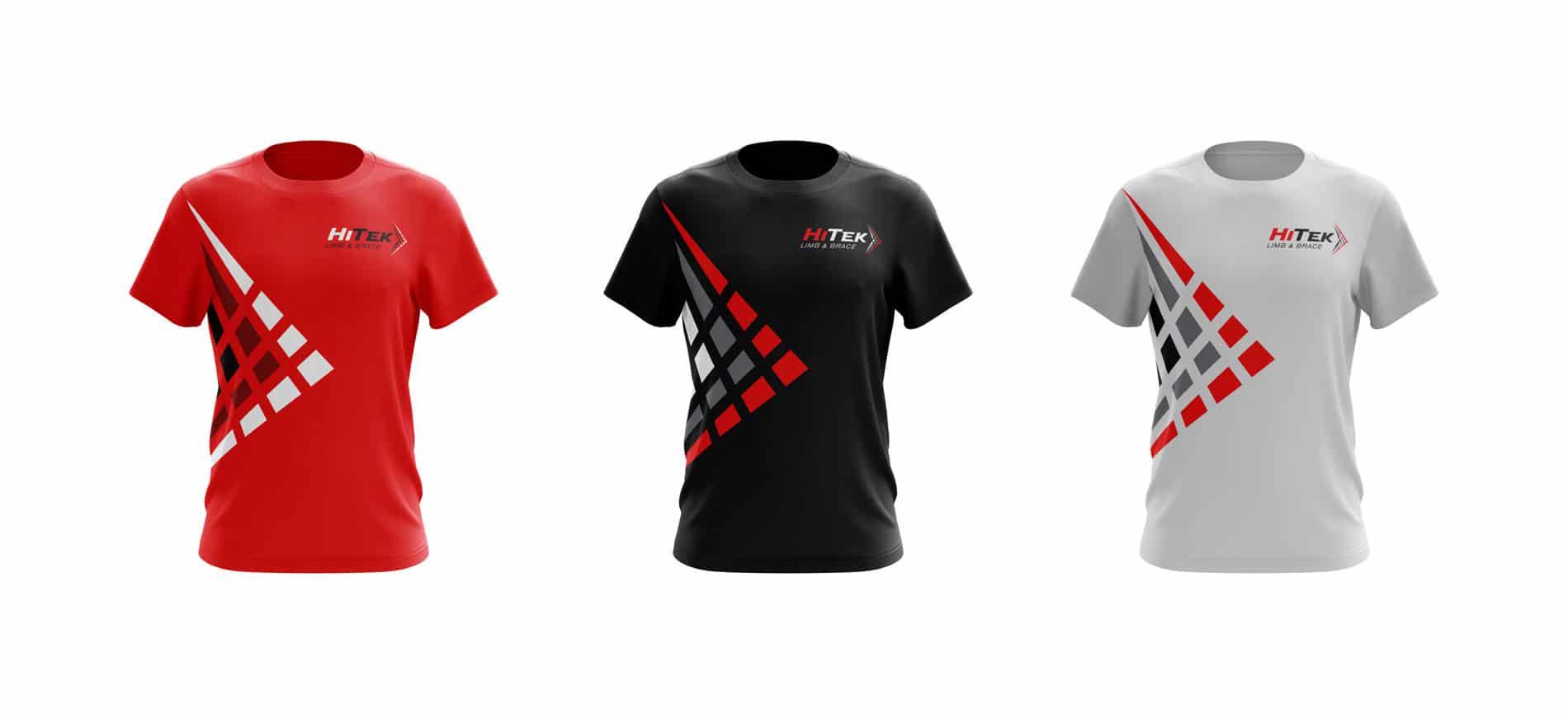 HiTek t-shirt designs