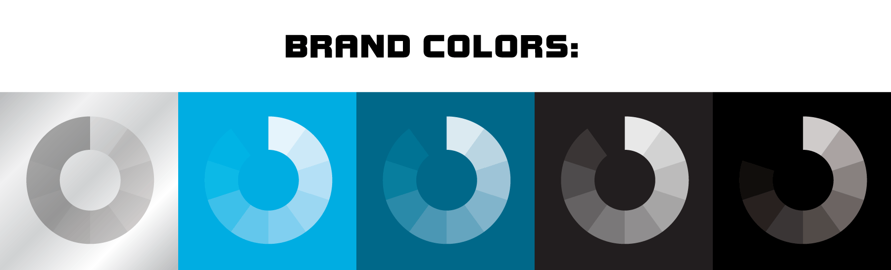 2nd Impact Brand Color Palette