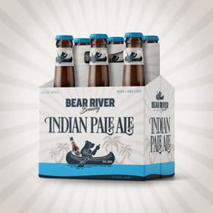 Bear River Brewing 6 pack