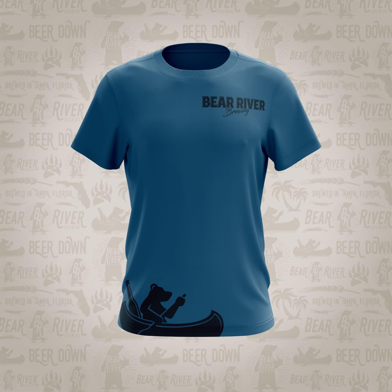BRB T-shirt Design
