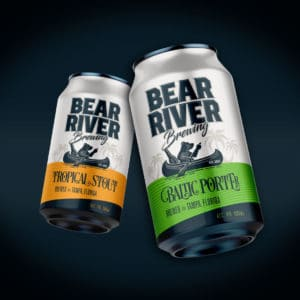 Bear River Brewing Can Design 2