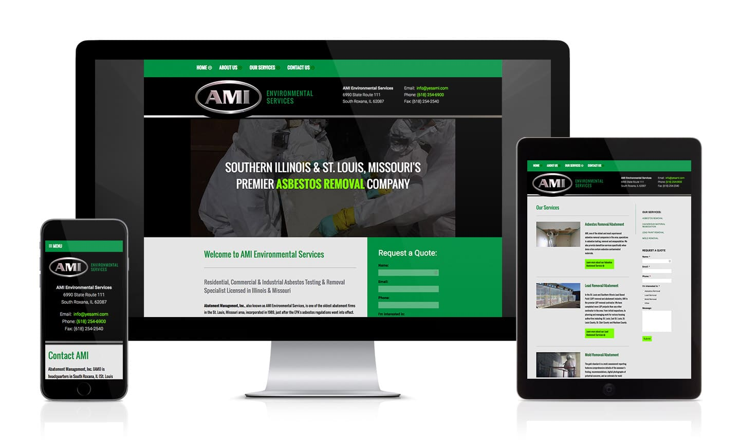 Abatement Management Website