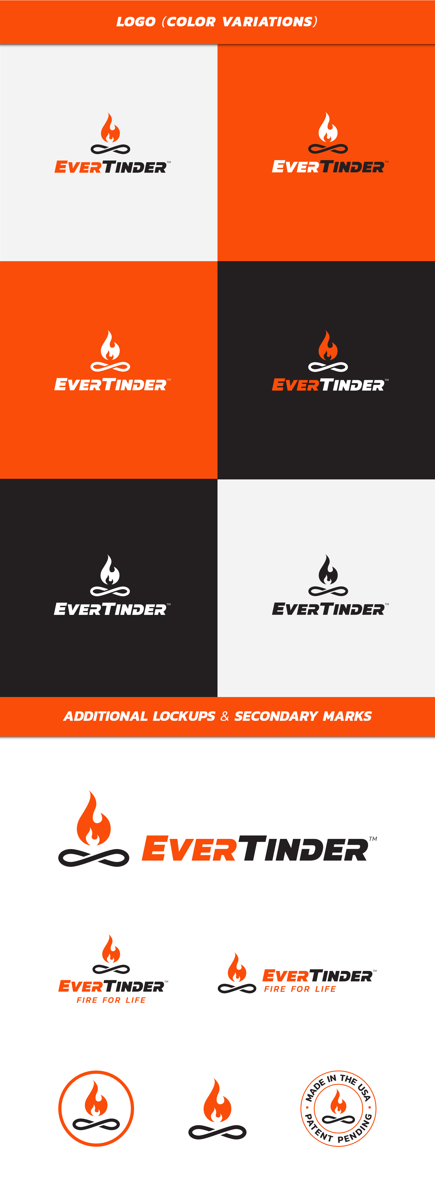 EverTinder final logos